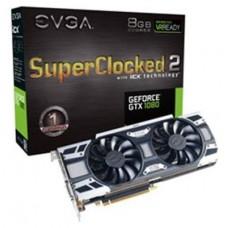 EVGA VGA NVIDIA GTX 1080 SC2 8GB DDR5