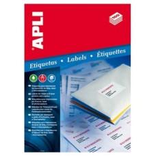 ETIQUETAS APLI A4 70X37MM