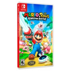 JUEGO NINTENDO SWITCH MARIO + RABBIDS
