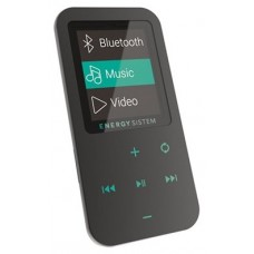 Energy Sistem MP4 Touch BLuetooth 8GB Negro/Me+LPI