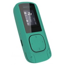 Energy Sistem MP3 Clip 8GB Radio SD Menta