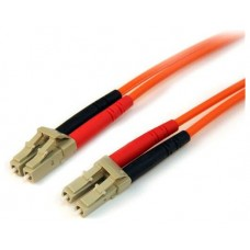 CABLE PATCH DE FIBRA DUPLEX 50/125 2M STARTEC
