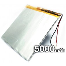 Bateria Tablet 5000mAh
