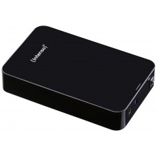HD EXT USB3.0 3.5  8TB INTENSO MEMORY CENTER NEGRO