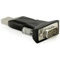 ADAPTADOR DELOCK USB 2.0 A SERIE DB9
