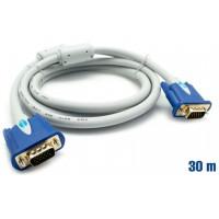 Cable VGA 28AWG M/M 30m BIWOND
