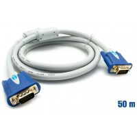 Cable VGA 26AWG M/M 50m BIWOND
