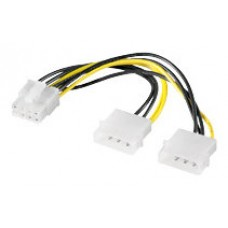 CABLE ADAPT. ALIM. PCI EXPRESS MOLEX-8PIN