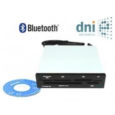 LECTOR USB INT. TARJETAS 3.5 TACENS DNI+BLUETOOTH