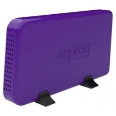 CAJA EXTERNA APPROX USB 2.0 3,5 PARA DISCOS SATA