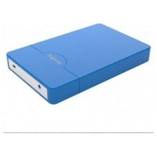 approx appHDD10LB Caja Ext.2.5 USB 3.0 SATA Azul