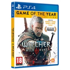 JUEGO PS4 THE WITCHER 3: WILD HUNT
