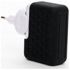 Bluestork BS-220-4USB-PBK cargador de dispositivo móvil
