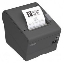 Epson Impresora Tickets TM-T88V Wifi Negra