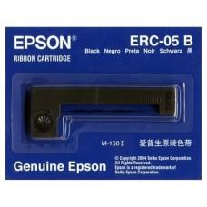 EPSON CINTA REGISTRADORA NEGRO ERC-05B M/150/150II (Espera 3 dias)