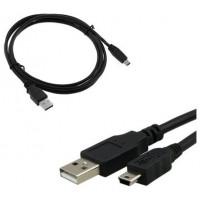 CABLE USB A MINI USB 5 PINES 3 MTS CAB-AK-672M-3 (Espera 3 dias)