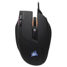 CORSAIR RATON Gaming SABRE RGB 10000 DPI Optical Mouse NEGRO