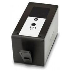 CART. COMP. HP 934XL NEGRO C2P23AE/C2P19AE 1.000 PAG (Espera 3 dias)