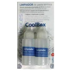 PASTA TERMICA COOLBOX  KIT LIMPIEZA COO-TGCLEAN