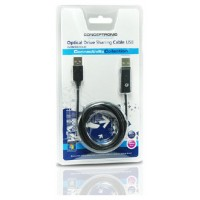 CABLE CONCEPTRONIC USB 2.0 OPTICAL DISC SHARING