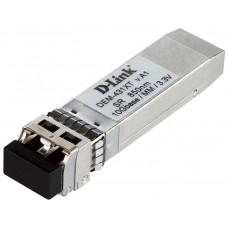 10GBASE-SR SFP+ TRANSCEIVER, 80/300M (Espera 3 dias)