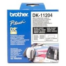 BROTHER Etiquetas Multi-Uso QL550