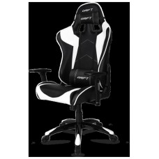 DRIFT SILLA GAMING DR300 NEGRO/BLANCO (DR300BW)