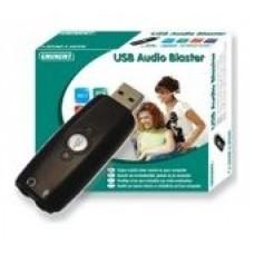 TARJETA DE SONIDO EWENT EW3751 USB 5.1 AUDIO BLASTER