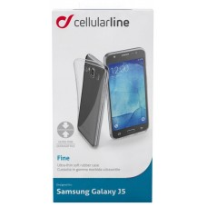 "Cellularline 37074 5"" Funda Transparente"