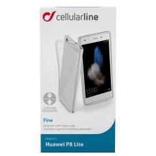 """Cellularline Fine 5.2"""" Funda Transparente"""