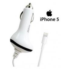 Cargador Coche iPhone 5, 5S, 6, 6 Plus, 6S, 6S Plus, 7