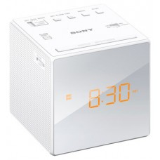 Radio reloj Sony despertador ICFC1 blanco (Espera 3 dias)
