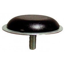 Tapon antena negro , 30 mm . (Espera 3 dias)
