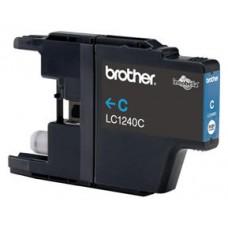 Brother LC-1240CBP Cian cartucho de tinta
