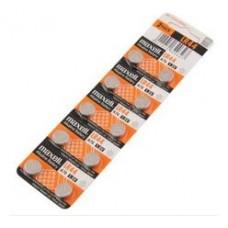 Blister 10 pilas A76 LR44 Maxell boton alcalina (11.60 (Espera 3 dias)