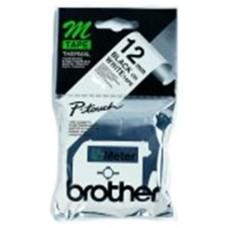 CINTA BROTHER MK-231 BL/NEGR PT 65/85/110/55 12MM (Espera 3 dias)