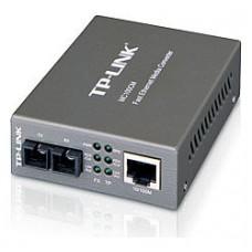 CONVERTIDOR FIBRA TP-LINK MC100CM RJ45 ETH A FIBRA