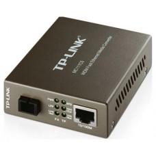 CONVERTIDOR FIBRA TP-LINK MC111CS RJ45 ETH A FIBRA