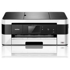 Brother MFC-J4620DW 6000 x 1200DPI Inyección de tinta A4 35ppm Wifi Negro, Color blanco multifuncional