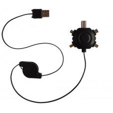ADAPTADOR UNIVERSAL USB MM-AD-MM-1153 (Espera 3 dias)