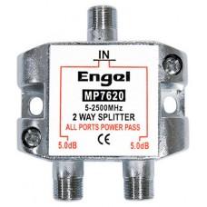 DISTRIBUIDOR STANDARD DE 2 VIAS (4-2400Mhz) - PASO