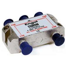 DISTRIBUIDOR STANDARD DE 4 VIAS (5-2400Mhz) - PASO