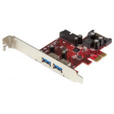 StarTech.com Adaptador tarjeta PCI Express de 2 (Espera 3 dias)