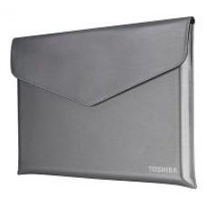 "BOLSA TOSHIBA SLEEVE ULTRABOOK 15.6"" PLATA"