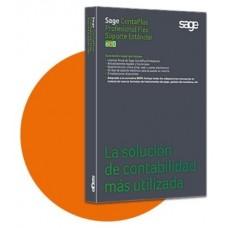 Sage ContaPlus Profesional Flex Soporte St  Lic E.