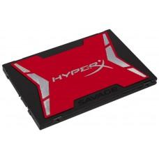 DISCO DURO SOLIDO SSD KINGSTON 240GB HYPERX SAVAGE SATA3