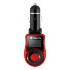 NGS Transmisor FM-MP3 SPARK V2 coche USB/SD/MMC