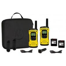 Pack de 2 unidades Walkie Talkies Motorola T92H2O , (Espera 3 dias)
