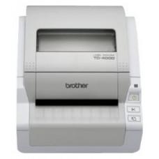Brother TD-4000 térmica de etiquetas USB / Serie