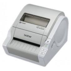 Brother TD-4100N térmica etiquetas USB/Serie/Red